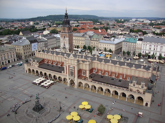 kraków polska